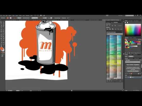 Screen Printing How To: Spot Color Separation using Adobe Illustrator
