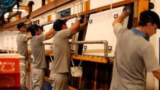 Производство радиаторов отопления Завод Daikin(Производство стальных радиаторов отопления Daylux на заводе Daikin (Турция). Купить радиатор отопления http://fontanika.c..., 2014-12-09T21:24:33.000Z)