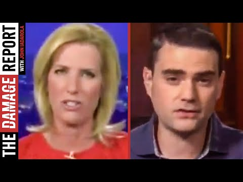 Laura Ingraham Throws Fascist Propaganda Party With Ben Shapiro