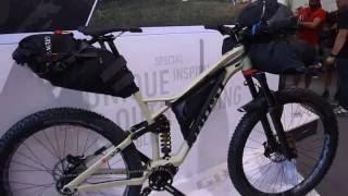 Ghost bikepacking bike