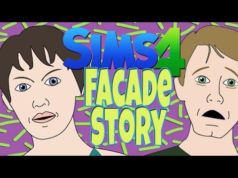 SIMS 4 FACADE - DEATH AT THE PUBLIC POOL! #1 (A Sims 4 Facade Story)