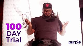 T-Pain Reviews the Purple Mattress thumbnail