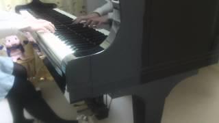 ピアノde【Line 4 Ruin】~beatmaniaⅡDX~
