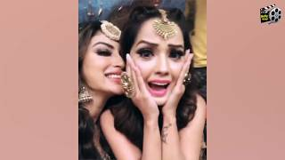 Mouni Roy FUNNY Video From Set Of Naagin 3   Off Screen Masti   Adaa Khan, Arjun Bijlani
