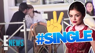 Lucy Hale Single After Brief Romance With Skeet Ulrich | E! News