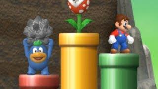 Another Super Mario Bros Wii Walkthrough - Part 6 - World 6