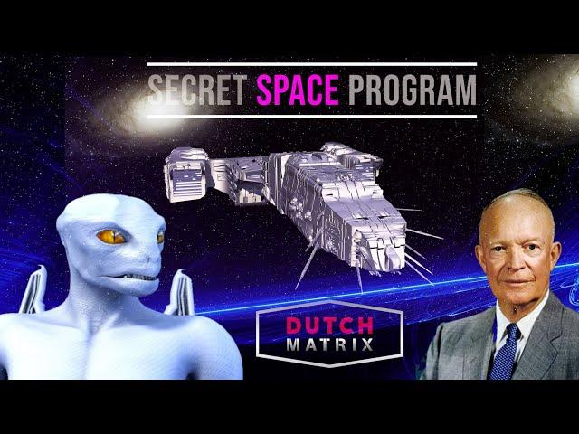 SECRET SPACE PROGRAM - Pact met de Draco's (Alien Program 6)