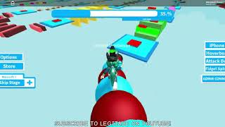 Roblox Escape Fun Obby Levels 300-400 Hholykukingames Playing