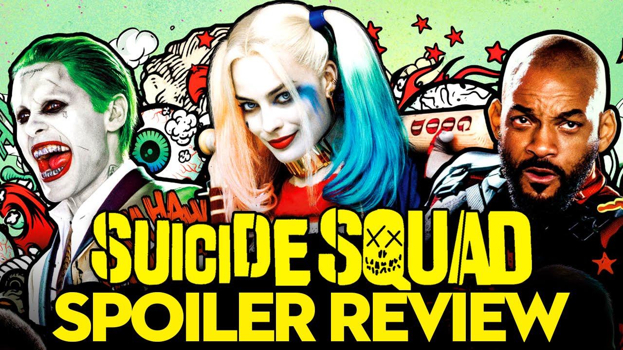 Suicide Squad Full Movie German