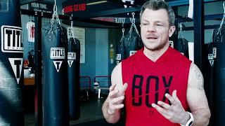 Title Boxing Club Casey Testimonial