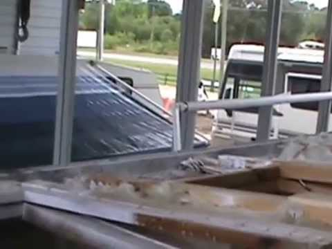 2006 Jayco Jay Flight 27BH Roof Repair by RV Swapshop