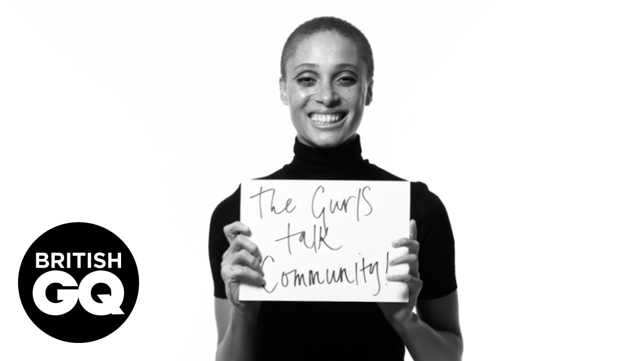 Adwoa Aboah: 'My heroes are the Gurls Talk community' | British GQ