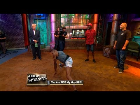 Greatest Confrontation Ever!!! (The Jerry Springer Show)