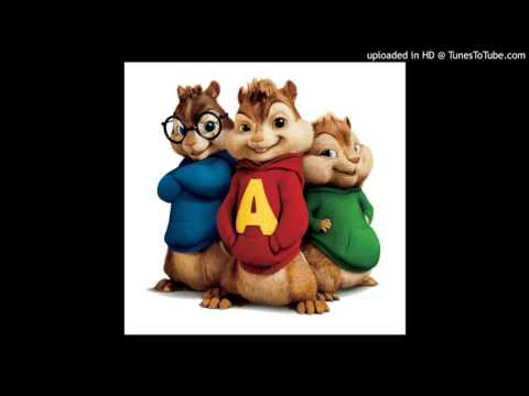 love broke thru chipmunk version