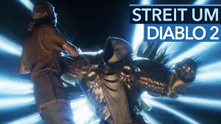 Diablo 2 Resurrected ist zu altmodisch - sagt Maurice. Quatsch, sagt Heiko!