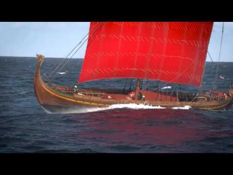 Draken sets course towards America