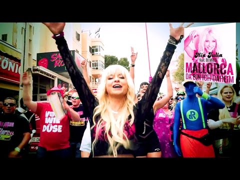 Mia Julia feat. DJ Mico - Mallorca da bin ich daheim (Official Video)