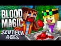 Minecraft - BLOOD MAGIC - SevTech Ages #29