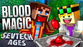 Minecraft - BLOOD MAGIC - SevTech Ages #29