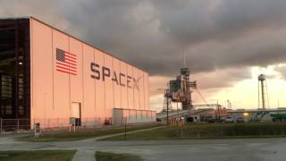 CRS-10 Launch Marks Return of LC-39A