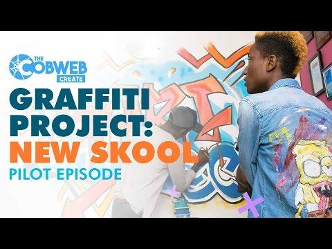 Graffiti Project - New Skool [The Cobweb Create Pilot Ep.]