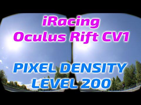 iRacing   PixelDensity Level 200