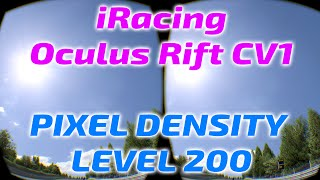 iRacing | PixelDensity Level 200
