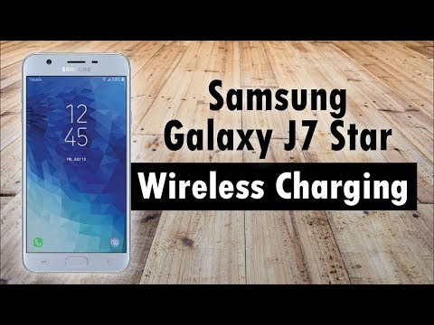 Wireless charger for samsung j7 pro