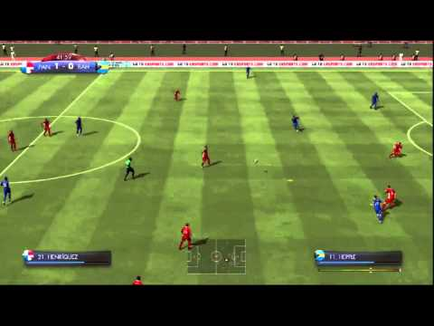 FIFA Digital World Cup 2014 Qualification: Panama - Bahamas