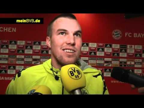 Bayern München - BVB: Interview mit Kevin Großkreutz