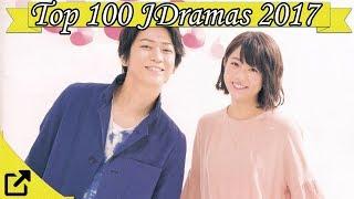 Top 100 Japanese Dramas 2017
