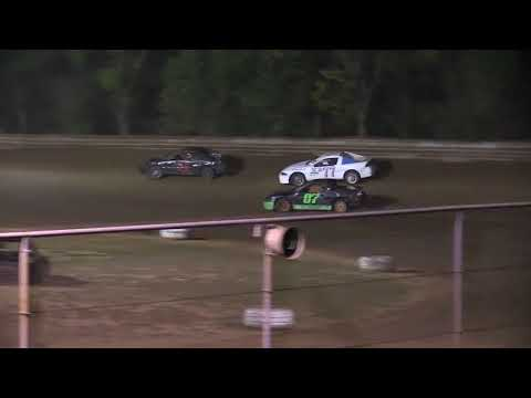 Ohio Valley Speedway 4 Cylinder Feature 9-23-17