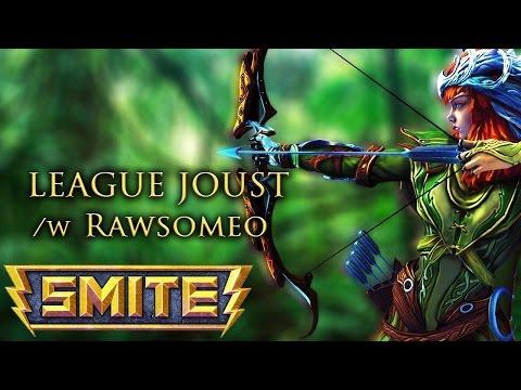 SMITE: All Gods Challenge #17 - Artemis #1