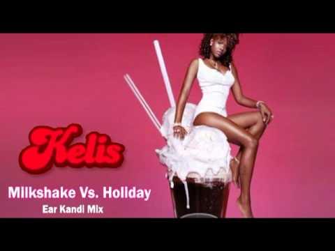 Kelis Vs. Madonna - Milkshake Holiday (Ear Kandi Mix Edit)