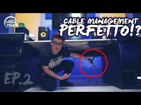 MISSIONE: Cable Management PERFETTO! Episodio 2 - CARICAMENTE ITA 4K