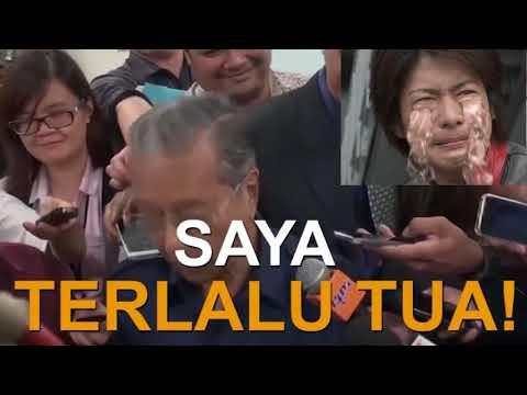 #MelayuMudahLupa Tentera Troll Kebangsaan Malaysia