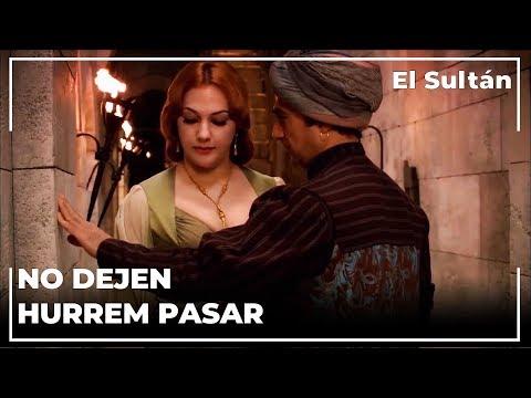 Hurrem encuentra Sultan Suleiman con Mahidevran! | El Sultán