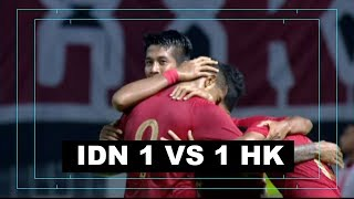 Download Video INDONESIA VS HONGKONG  (Friendly Match) 1-1 MP3 3GP MP4