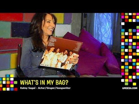 Katey Sagal  What's In My Bag?
