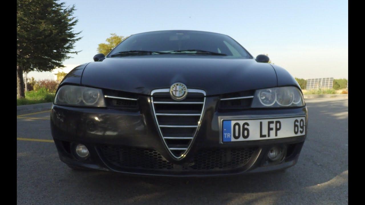2004 Alfa Romeo 156 1 6  U0130ncelemesi