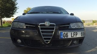 2004 Alfa Romeo 156 1.6 İncelemesi