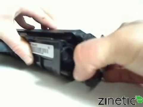P1102 Замена Термопленки Инструкция