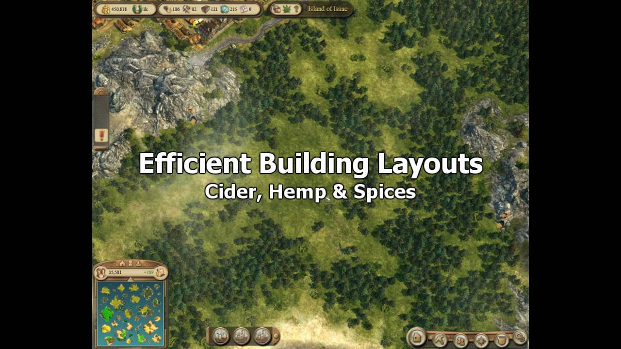 Anno 1404 Efficient Building Layouts.Anno 1404 Venice Efficient Building Layouts Cider Hemp And