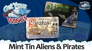 Top Mint Tin Pirates Similar Games