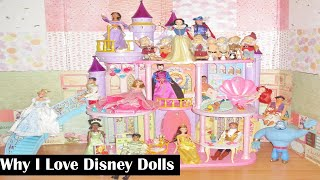 Why I Love Disney Dolls