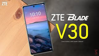 ZTE Blade V30 Official Look, Price, Camera, Design, Specifications, Features