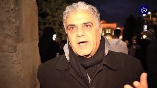 قوات الاحتلال تعتدي على المصلين بالمسجد الأقصى عقب انتهاء صلاة الفجر - (17/1/2020)