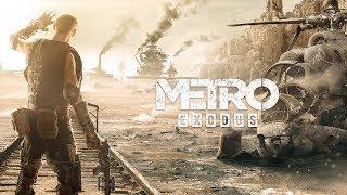 METRO EXODUS MEW GAMEPLAY | JOGO LINDO!!!