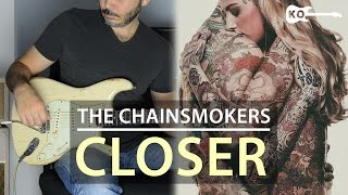 The Chainsmokers Ft. Halsey Closer - Electric Guitar Cover by Kfir Ochaion.mp3