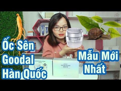 Bộ Kem Dưỡng Trắng Da Ốc Sên Goodal Set Hàn Quốc | Phân biệt Thật - Giả [ Review + Cách sử dụng ]